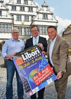 Paderborn lädt zum Libori 2014 ein