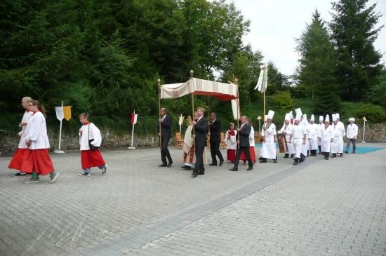 Club der Köche Hochsauerland/Winterberg lädt zur Prozession ein