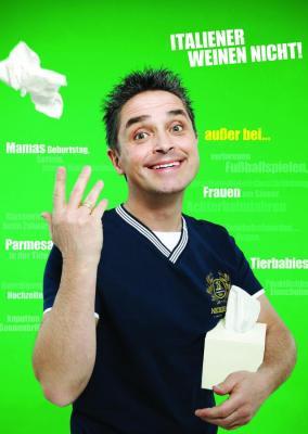 1. Komische Nacht: Der Comedy-Marathonin  Marburg, Paderborn und Kassel