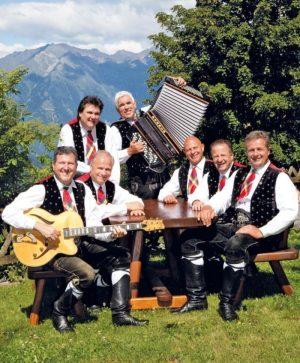 Kastelruther Spatzen aus Südtirol