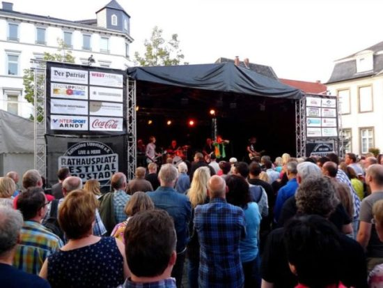 Rathausplatz-Festival 2015 in Lippstadt!