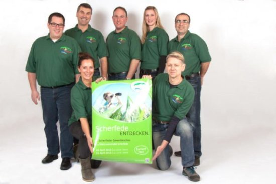Jahresplanung der Werbe-Gemeinschaft Warburg!