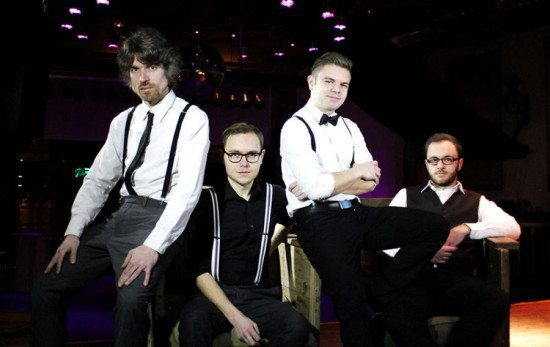 Kulturverein Scherfede präsentiert Livenacht zur Gewerbeausstellung:  Messeparty mit den Goodbeats