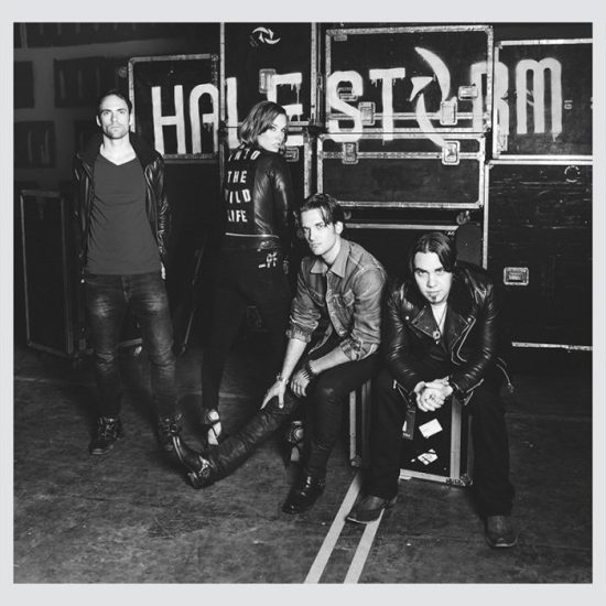 Halestorm - Into The Wild Life (Deluxe)