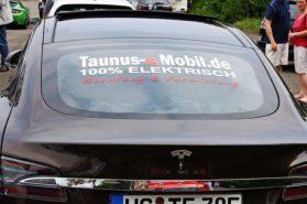 Hessentagstour 2015 - Elektromobilität in Hofgeismar