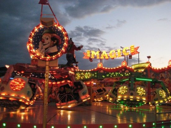 Party, Markt und Festzug! - Viehmarkt in Wolfhagen