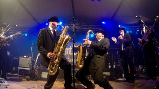 Bühne frei! - Stadtfest in Biedenkopf