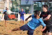 Autohaus Glinicke Hessenkassel veranstaltete Beach Soccer Tunier!