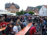 7. Marsberger Open Air auf dem Kirchplatz in Marsberg