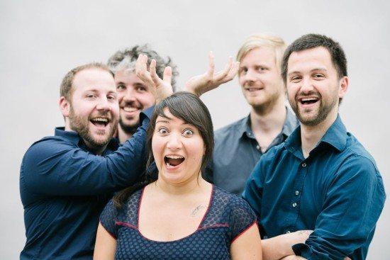 Die belgische BalFolk-Band Wör