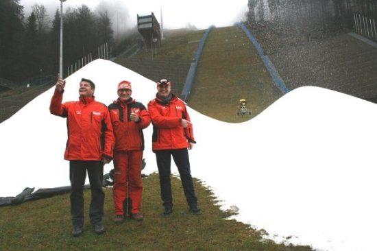 FIS Skisprung Weltcup vom 8. bis 10. Januar in Willingen