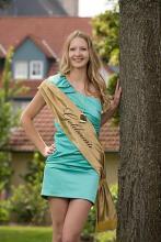 Die Korbacher Goldmarie Corinna Behle