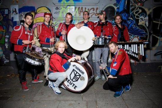 "Marching Band ""Meute"""