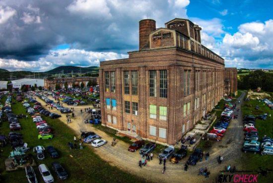 Das 2. markenoffene Tuningevent im alten Borkener Kraftwerk findet am 16. Mai statt