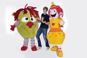 Frank und seine Freunde