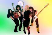 Richtet eine feine Gitarrenmahlzeit an: Die Rockkantine