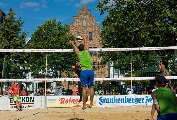 Drei Tage voller Highlights: 18. Sparkassen-Beach-Cup