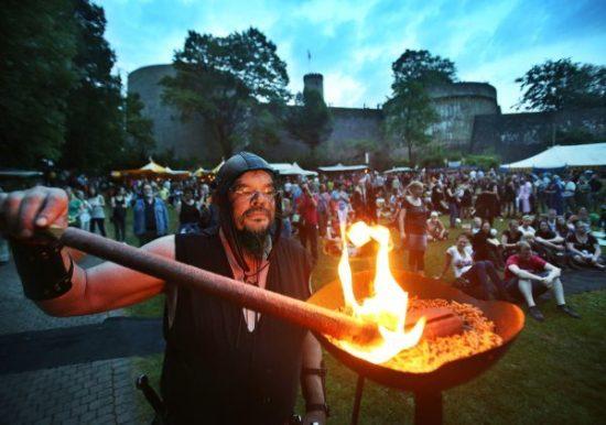 Das Sparrenburgfestival in Bielefeld