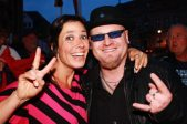 City Rock Festival bad Arolsen - Mike Gerhold und Alexa Wild waren mit dabei