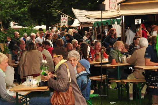 Kaiserfest 2016 in Fritzlar