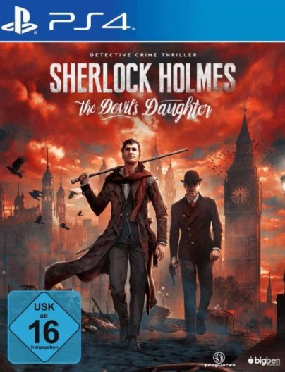 Bits & Bytes: Sherlock Holmes: The Devil's Daughter (Bigben Interactive)