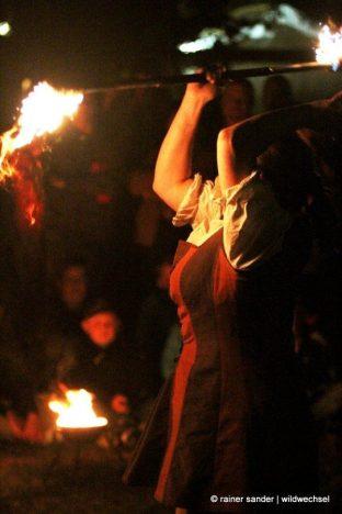 Kaiserfest in Fritzlar 2016 - Das Mittelalter zum Anfassen