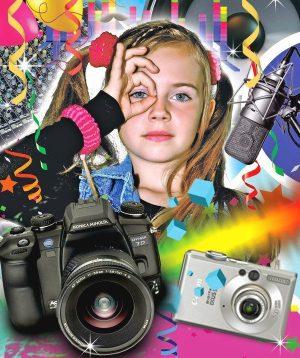 Radio-Workshop & Fotoshooting Ferien-Aktionen für Kids in Friedlos