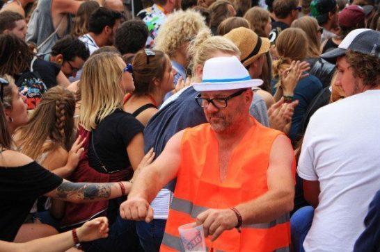 Open Flair 2016: Gastautor Stefan Gröning berichtet vom Samstag in Eschwege