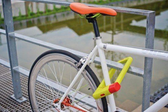 Fahrradschloss | Quelle: pd-f.de/abus