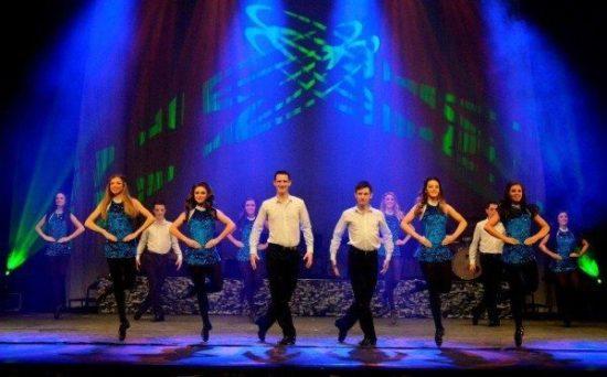 Die Danceperados of Ireland