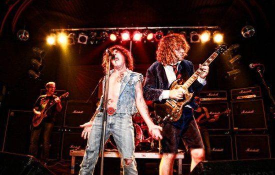 AC/DC Coverband in Lauterbach - Wie in EC/HT!