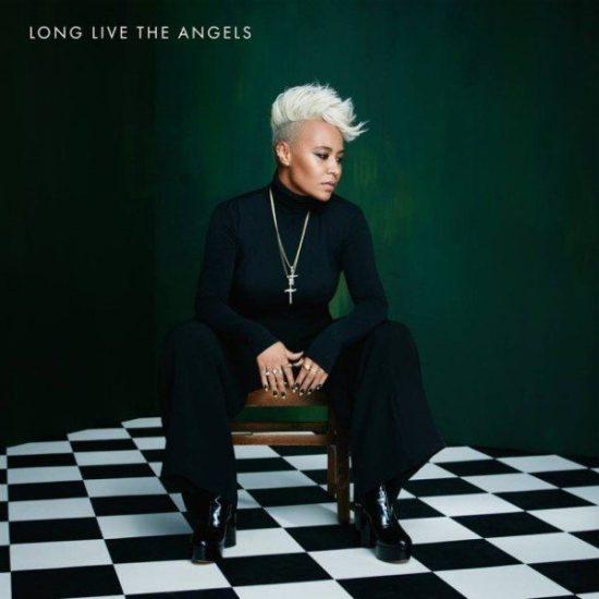 EMELI SANDÉ - Long Live The Angels (Virgin))