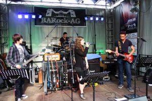Audmedy auf dem City Rock Festival 2016 (Foto: Gunter Best)
