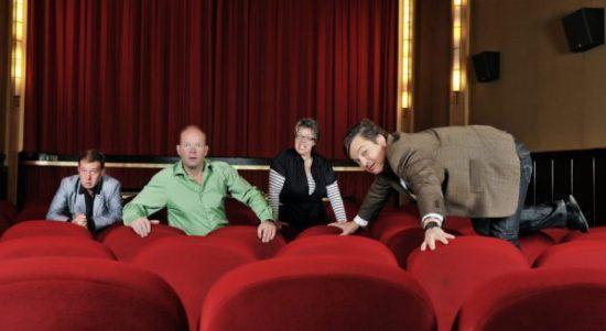 Die Comedy-Company (Foto: Boenisch)