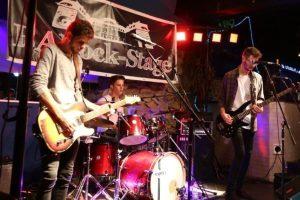 Reckless May auf dem City Rock Festival 2016 (Foto: Gunter Best)