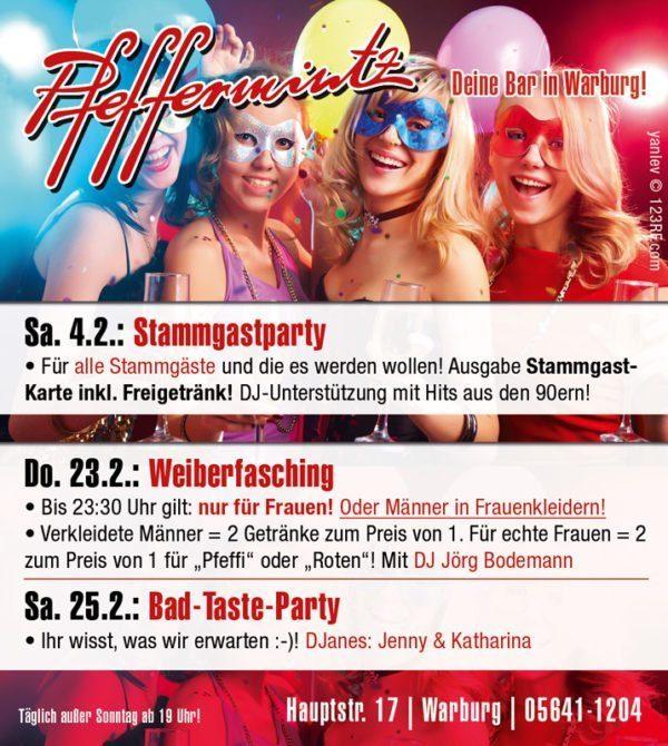 """""""Wir werben im Wildwechsel!"""" – Die Kunden der Ausgaben 02-2017"""