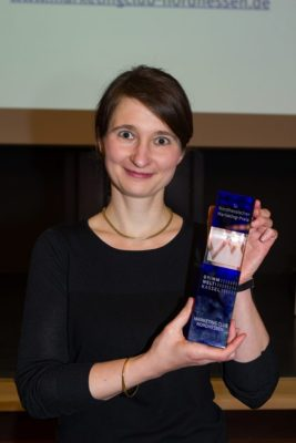 Susanne Völker (Geschäftsführerin GRIMMWELT)