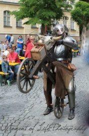17. Mittelalterspektakel in der Warburger Innenstadt
