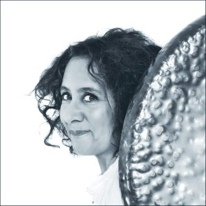 Marilyn Mazur ( Foto: Stephen Freiheit )