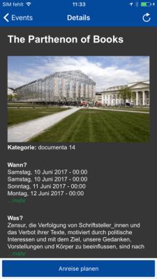 So sieht sie aus, die neue NVV App!