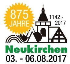 875 Jahre Neukirchen - Jede Menge zu(m) Feiern!
