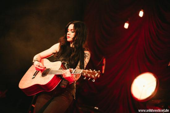 Amy MacDonald live - Foto: Phil Smithies