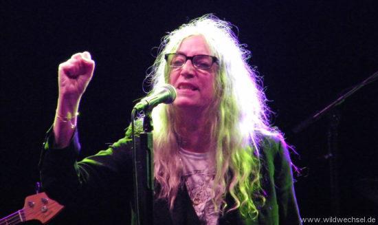 Patti Smiths Auftritt war das Highlight auf dem Herzberg Festival 2017