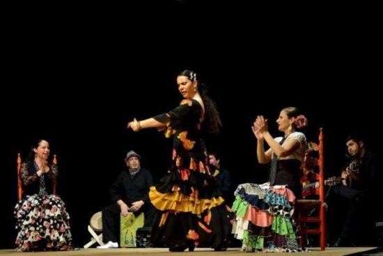Furioser, feuriger Flamenco mit Sabor Flamenco in Warburg!