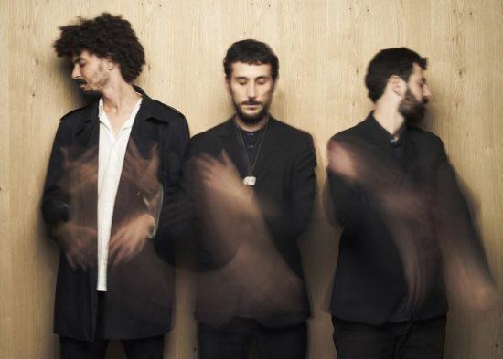 Mit dabei: Das israelische Trio Shalosh