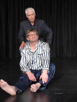 Der kleinbürgerliche Heinz Bösel und der strebsame Kurt Fellner