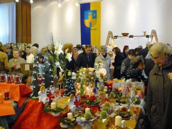 In Bad Driburg ist es ist wieder Kunstmarktzeit!