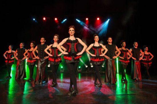 """Das Ensemble von """"Night of the Dance"""""""