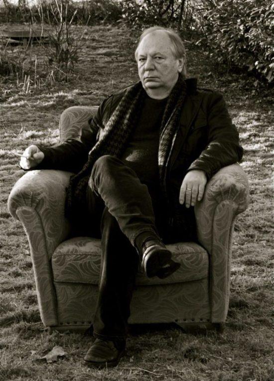 Sitzt bequem: Wilfried Schmickler