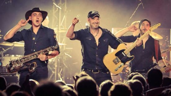 Bosstime - Bruce Springsteen Tribute Band